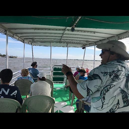 Masonboro Island Cruise