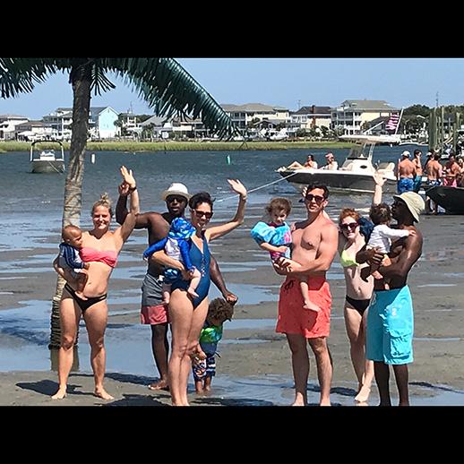Masonboro Family Beach Tour