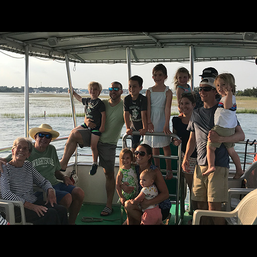 Wrightsville Beach Family Boat Tour