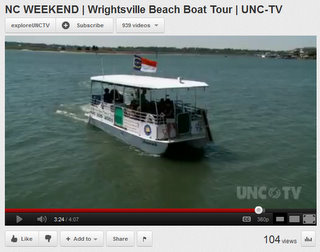 uncTV Video tour and spotlight